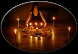 purification pièce, contre esprit